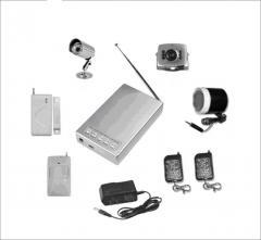 Alarme & Vidéo-Surveillance
