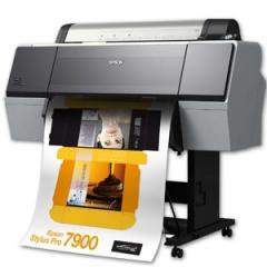Imprimante grand format Epson Stylus Pro 7900 11
