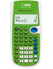 Calculatrice Texas Instruments TI-30X BMW