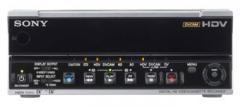 Magnetoscope Hdv Sony Hvr-M15ae