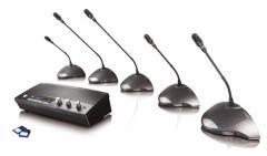 Sistemas de comunicación de conferencias