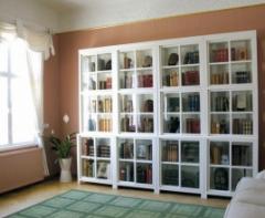 Bibliothèque multicolonnes contemporain