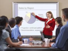 Tableau interactif Smart smartboard sb-680