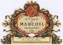 """Cuvée """" Esprit de Maucoil """" 13"""