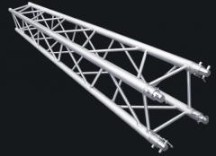 Structure carré A20-QS25 ALU 220 élément 250cm
