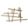 Bibliotheque design en bois petit modèle