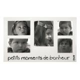 Cadre photos Bonheur
