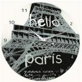 Horloge Hello Paris