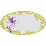 Miroir Fleur de Lys