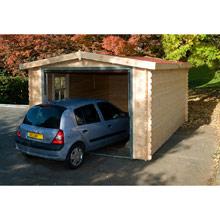 Garage bois Condor