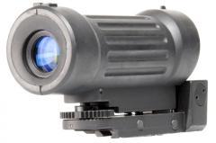 Lunette 4x35 Strike black cross sight