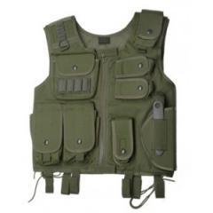 Veste tactique Swat OD + holster Strike