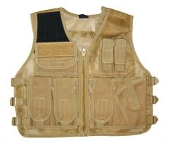 Veste tactique Strike Recon Tan