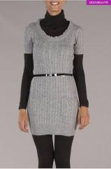 Robe Pepe Jeans Donna - Grey Marl