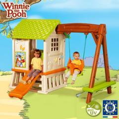 Cabane portique Winnie The Pooh