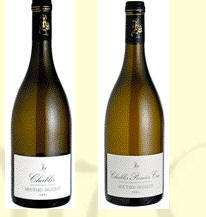 Champagne chablis