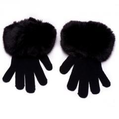 Gants Vanoise noire