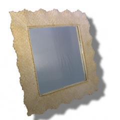 "Miroir cadre ""dentelle"""