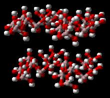 Hydroxydes d'alumium