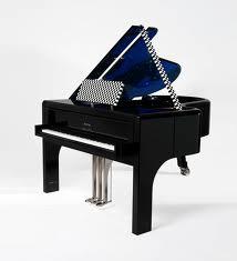Piano design Voie Lactée