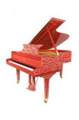 Piano d'artiste Marco Del Re
