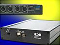 Ethernet et gestion de réseau de gradateurs
