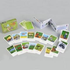 Latuvu, jeu de cartes de découverte et