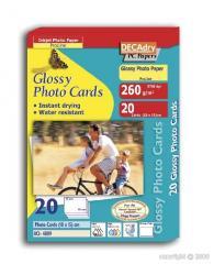 Inkjet photo paper ProLine, 260g Decadry OCI4889