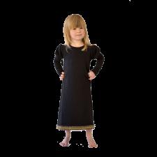 Chemise de nuit fillette Blanche Neige noire