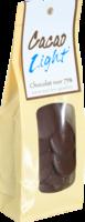 Cacao light noir 75% de cacao