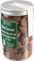 Chocolat de couverture BioCocoa® 250g