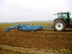 Outil du travail agronomique Spartea