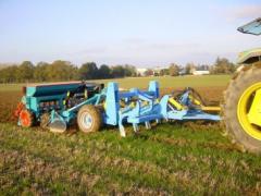 Outil du travail agronomique Spass