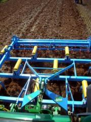 Outil du travail agronomique Culti 321