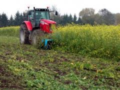 Outil du travail agronomique Roll Krop