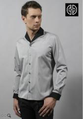 Chemise grise Brussels