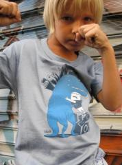 Tee Shirt - I miss you de Ludwick