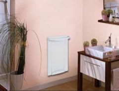 Radiateur sèche-serviette Ravil bains blanc perlé