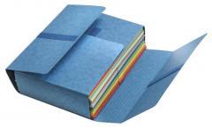Chemises 4 rabats JUMBO Velcro