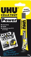 Colle Tout Power flex+clean transparente