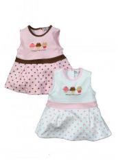 Robes bébé fille, Myrtille, 3 à 24 mois