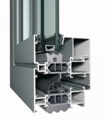 Fenêtres et portes haute isolation CS77-HI
