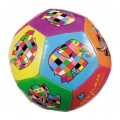 Jouets Balle souple à facettes Elmer