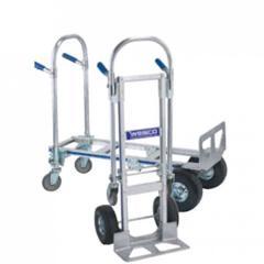 Diable chariot en aluminium charge 300/550kg