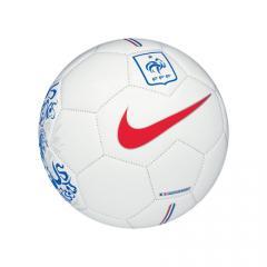 Ballon France Supporter blanc  - Nike