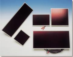 Panneaux silicium amorphe - type TD