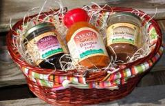 Paniers Gourmands - Idées Cadeaux. Le panier