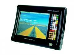 """Ecran LCD 12""""1, TFT tactile"""