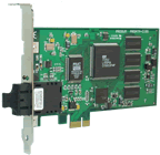 Adaptateurs PCI Express pour connexions ATM à 155