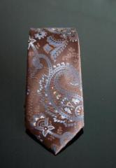 Cravate Cachemire